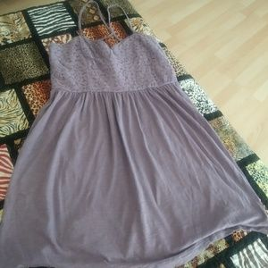 Women's American Eagle lavender dress L